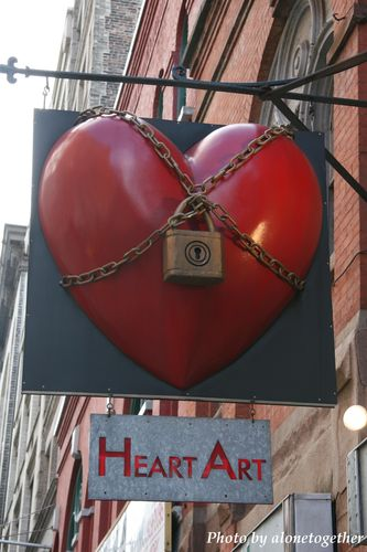 Heart in New York