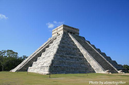 El Castillo (Pyramid of Kukulcan), Chichen Itza