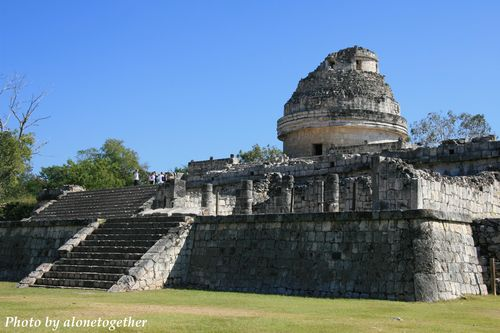 El Caracol (the Snail; Observatory), Chichen Itza