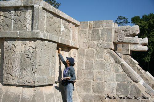 Restoration, Chichen Itza